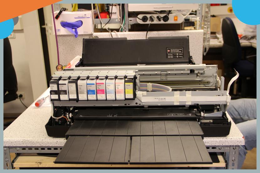 Print ready files