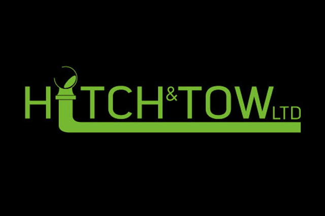 hitch-tow-logo-design