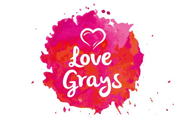 love-grays-logo-design