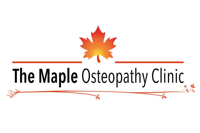 maple-osteopathy-clinic-logo-design